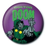 MARVEL - doctor doom Badge