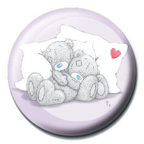 ME TO YOU - hug Badge