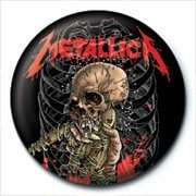 METALLICA - alien birth Badges