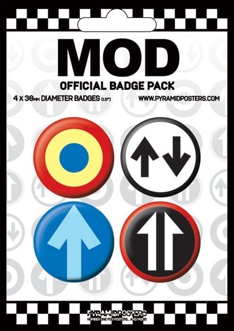 MOD 2 Badge Pack