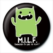 MONSTER MASH - m.i.l.f. Badges