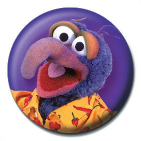MUPPETS - Gonzo Badge