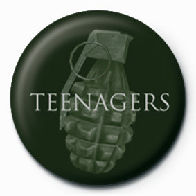 My Chemical Romance - Teen Badge