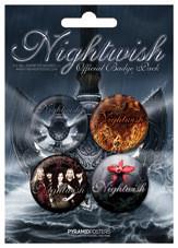 Badges NIGHTWISH - Dpp