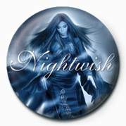 NIGHTWISH (GHOST LOVE) Badge