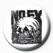 NOFX - Old Skull Badges