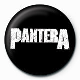 PANTERA - logo Badges
