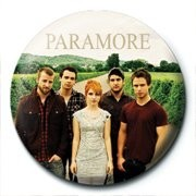 PARAMORE - band Badge