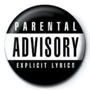 Parental Advisory Badges