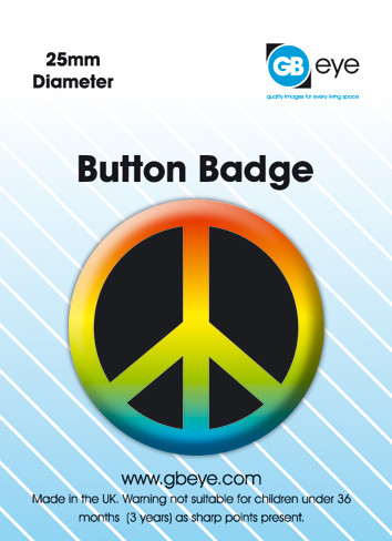 Peace Badges
