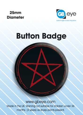 Pentagram Badges