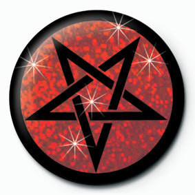 PENTAGRAM Badge