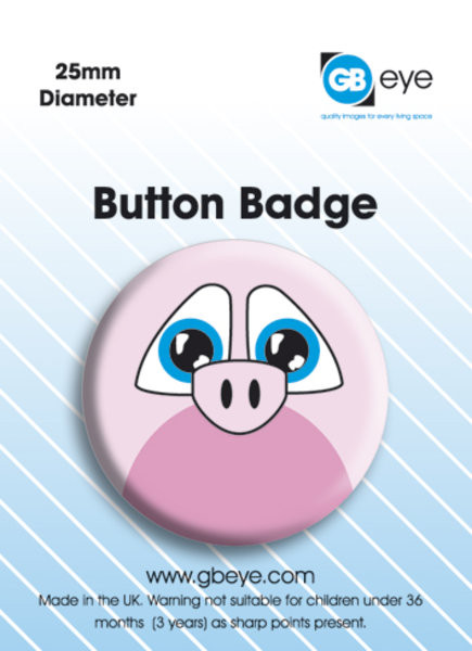 Piggy Badge