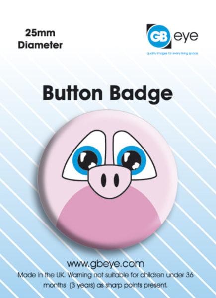 Piggy Badge