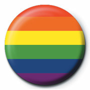 PRIDE - FLAG Badge