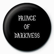PRINCE OF DARKNESS Badge