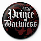 PRINCE OF DARKNESS - new Badge