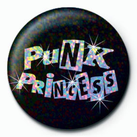 PUNK PRINCESS Badges