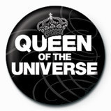 QUEEN OF THE UNIVERSE Badges