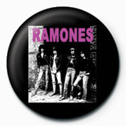 RAMONES (B&W) Badge