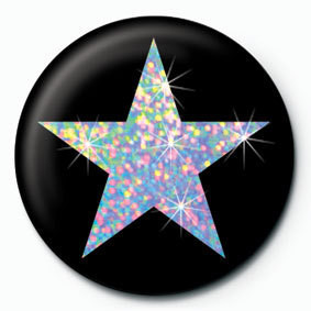 SILVER STAR Badges