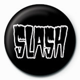 slash logo badge button sold at abposters com abposters