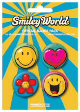 Badges SMILEY