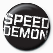 Speed Demon Badges