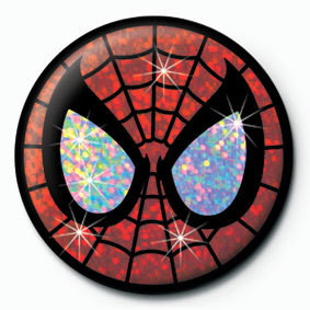 SPIDER-MAN Badge