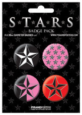 STARS Badge Pack
