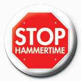 STOP HAMMERTIME Badge