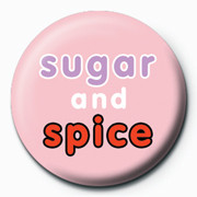 Sugar & Spice Badge