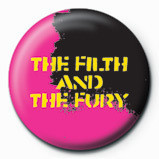 THE FILTH AND THE FURY Badge