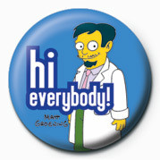 THE SIMPSONS - dr.nick hi everybody! Badge