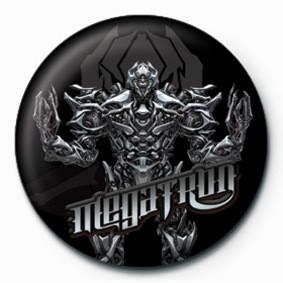 TRANSFORMERS - megatron Badge
