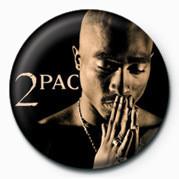 Tupac - Pray Badges