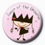 Ugly Little Bitch (Queen o Badge