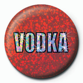 VODKA Badge