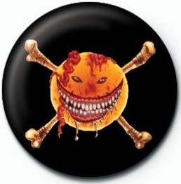 WILDHEARTS (SMILEY) Badge