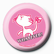 WITH IT (WHATEVER) Badges