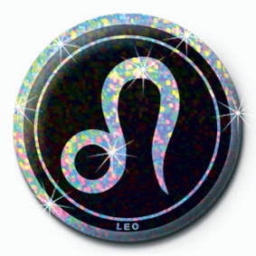 ZODIAC - Leo Badges