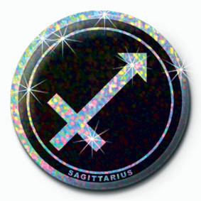 ZODIAC - Sagittarius Badge
