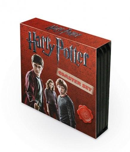 Bases para copos Harry Potter - Shields
