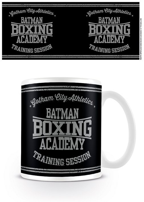 Cup Batman - Boxing Academy