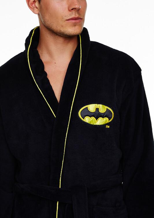 Bathrobe Batman
