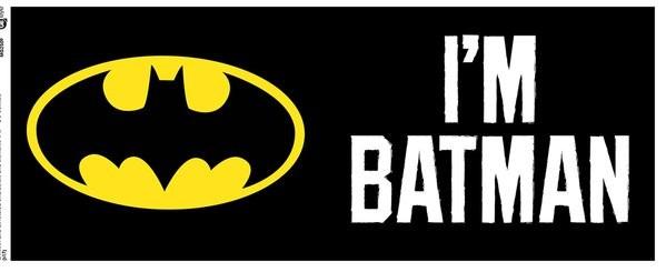 Mug Batman - Logo