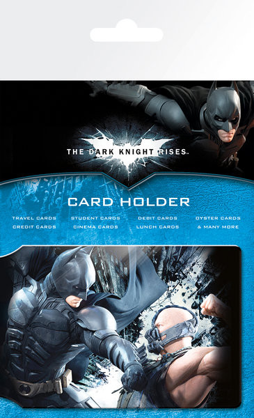 Batman The Dark Knight Rises - Battle Porte-Cartes