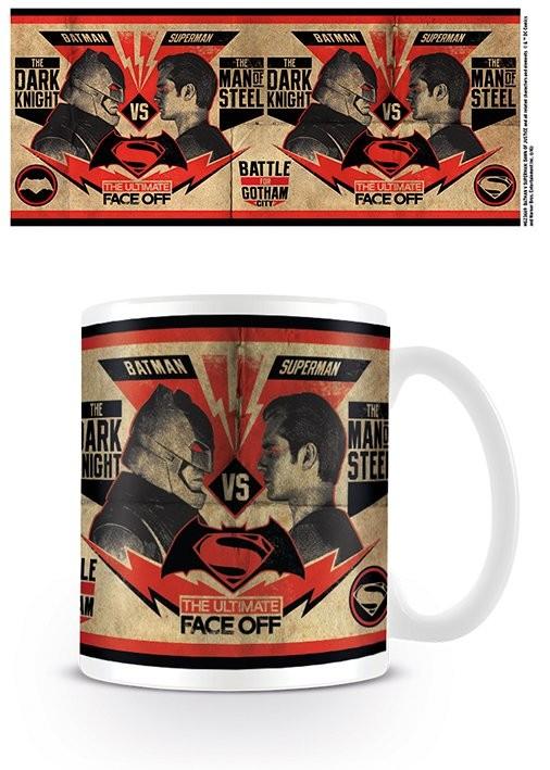 Cup Batman v Superman: Dawn of Justice - Fight Poster
