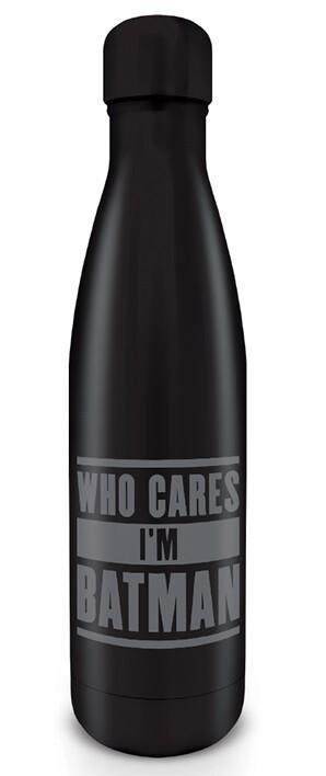 Bottle Batman - Who Cares I'm Batman