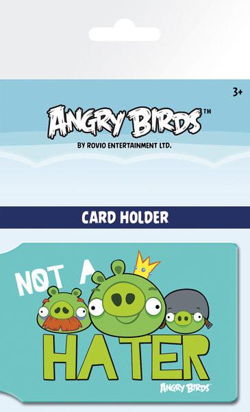 Bolsa para cartões Angry Birds - Love Hate